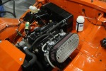 MG Midget engine bay