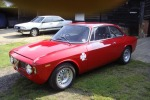 Alfa GTA - full mechanical rebuild and upgrades for track day use