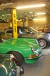 General jobs in for various repairs -  MGB, Porsche 911, Mitsubishi Evo, Morris Minor Convertible