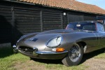 Jaguar E Type - fully restored