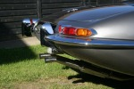 Jaguar E Type - glorious rear end!